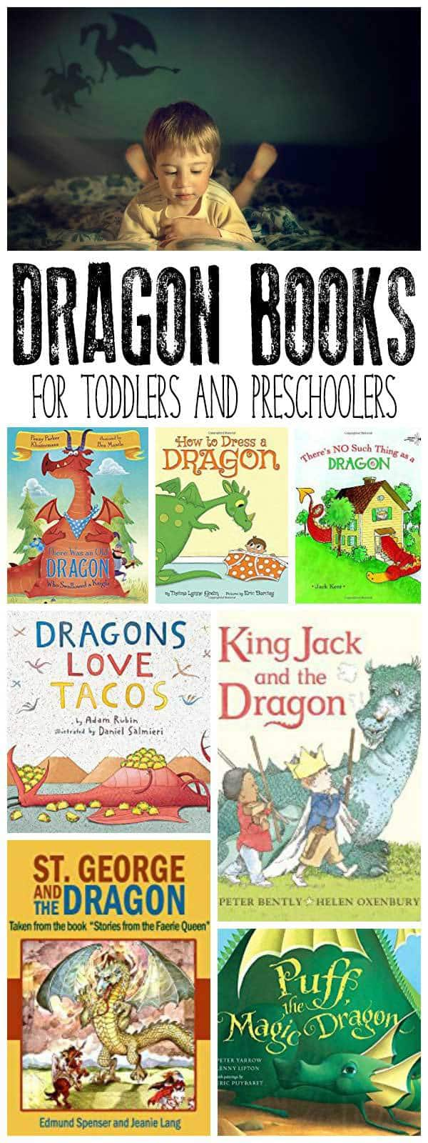 Read aloud and together these dragon books that celebrate cultural diversity, history and a lot of fun ideal for Toddlers and Preschoolers. Whether you are looking for Dragons and Knights, or Chinese Dragons or even St George there are plenty of choices to read.