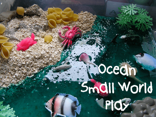 ocean small world play