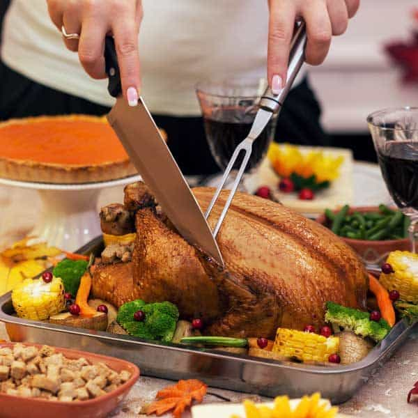 Cook the perfect Roast Dinner with this checklist of the timings that will make sure that you have everything under control.