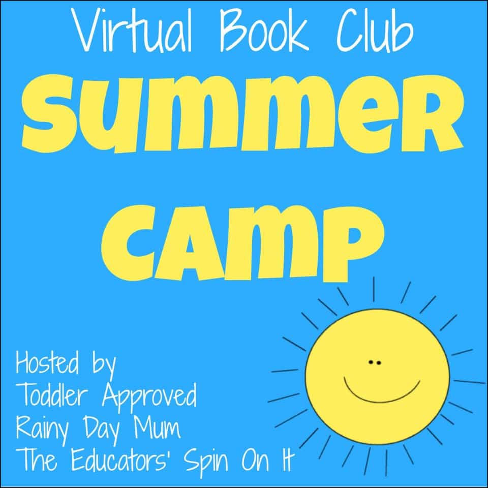 Click to sign up for Virtual Book Club for Kids Summer Camp