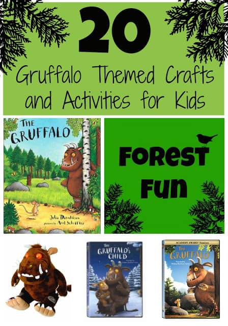 gruffalo week activities and fun for kids