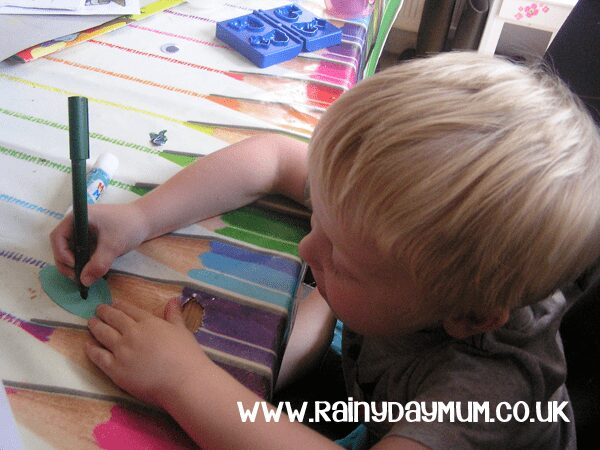 creating a family tree with kids