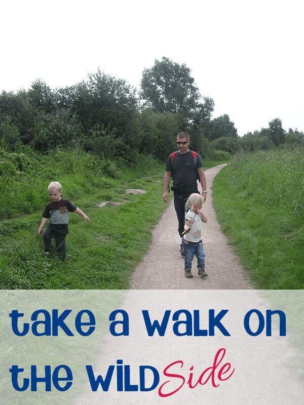 Take a walk on the wild side with The Great British Walk #GBwalk