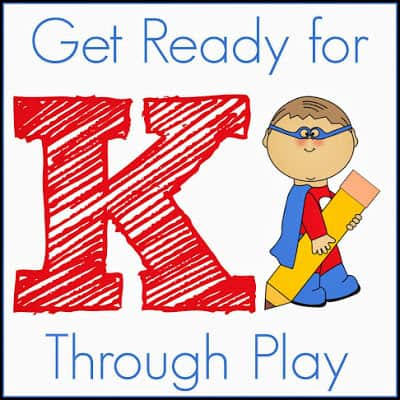 Get Ready for K through Play