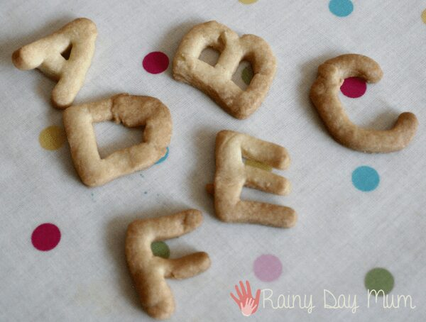 Mo Willems Duckling Gets a Cookie inspired nut free alphabet Cookies for the duckling