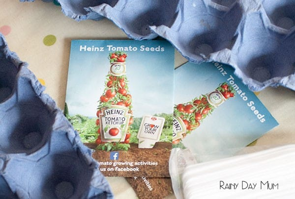 Grow your own Heinz Tomato Ketchup