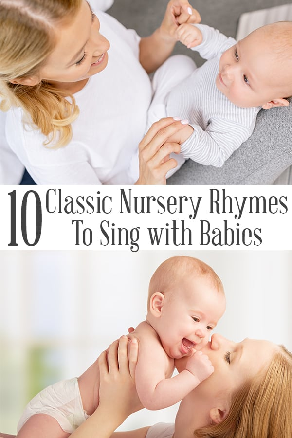 Classic Nursery Rhymes and Songs for Babies and Toddlers