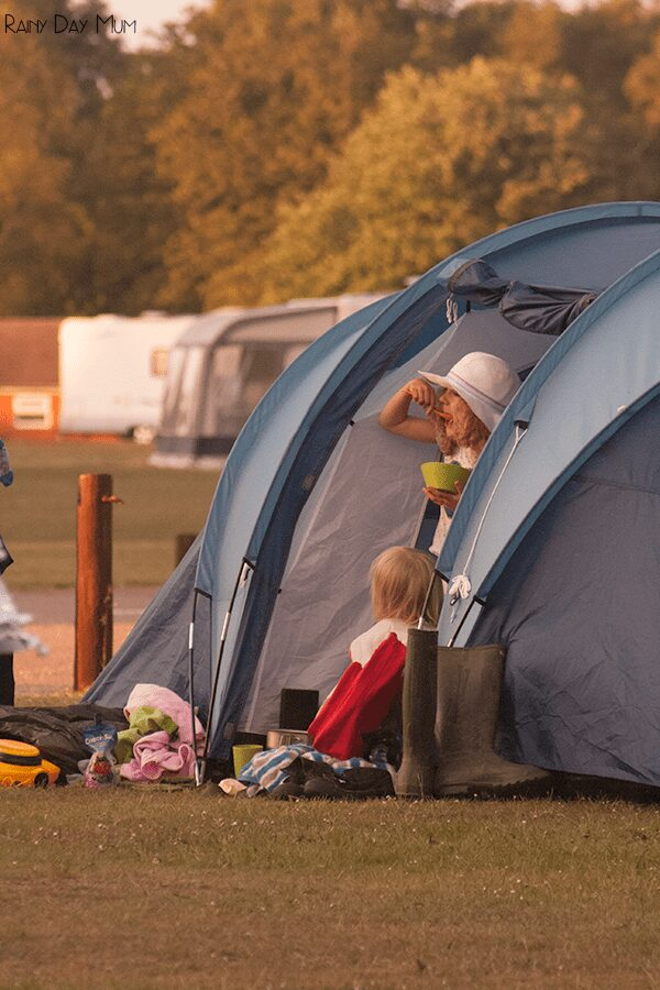 Unplugging and connecting, camping in the forest at Holmsley Campsite in the New Forest, time with the kids to unplug from life and connect as a family and with the camping community and nature