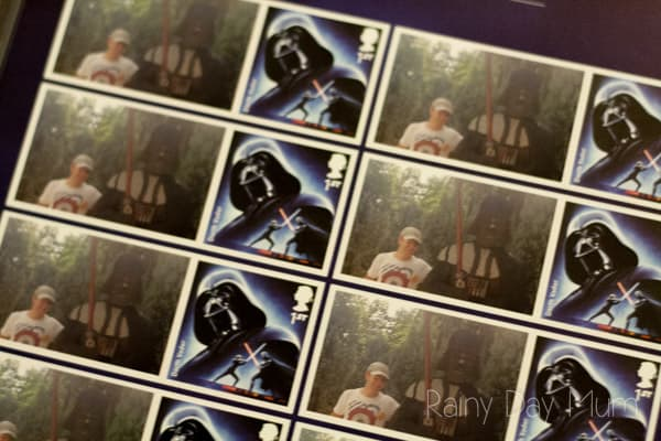 The perfect gifts for Star Wars Fans - stamps from the Royal Mail