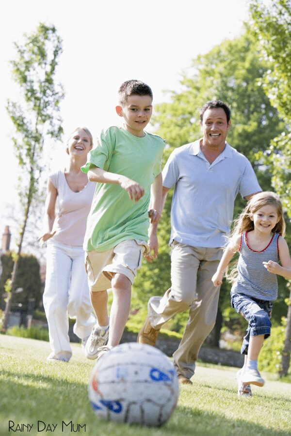 In business you have goals and targets for the year, so should families with these simple ideas for Family Goals that keep you motivated to family success.