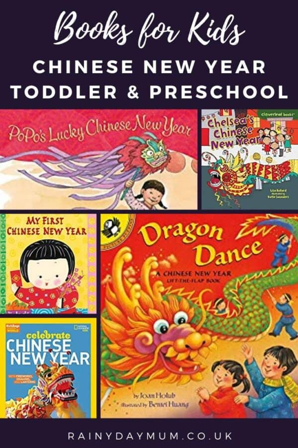 Books for Kids Chinese New Year Toddler and Preschool Reading Recommedantions