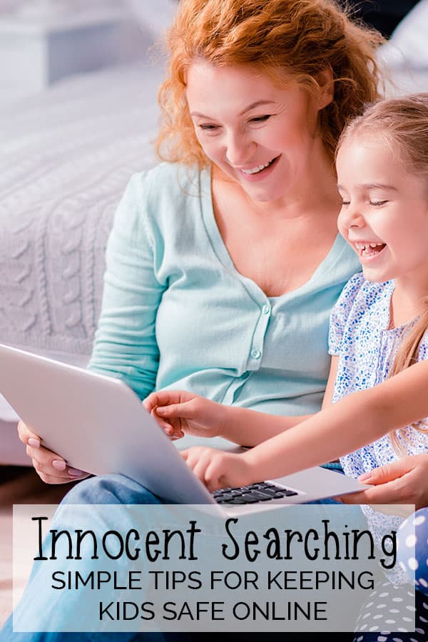 5 Simple tips that you can do at home that will help keep your children safe online. Find out more about the Innocent Searches Campaign from NSPCC