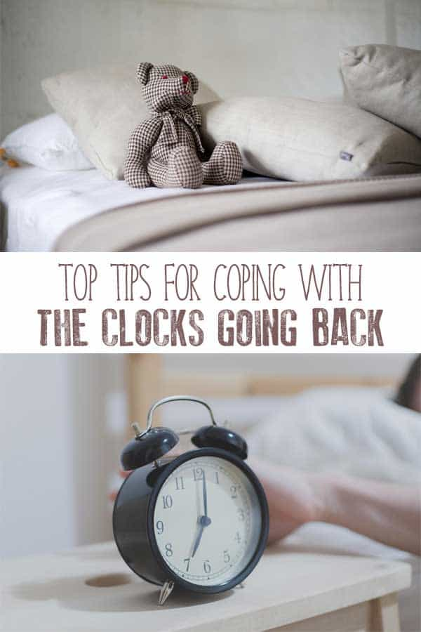 Top Tips for Parents on the Clocks Going Back
