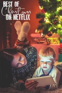 Selection of the best bits on Netflix this Christmas for families to download, watch and enjoy plus a favourite for the Mums as well.