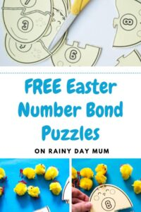 free Easter Printable puzzle