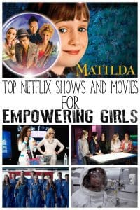 Looking for Netflix shows that will help send across a positive message to girls that aren't princesses and fairies. Then check out these pick of the best Netflix shows and movies for empowering girls to be what they want to be.