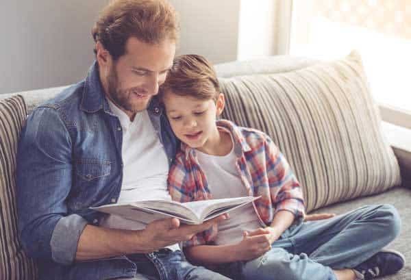 Read aloud together from classic books this summer and support your child's learning as a family goal