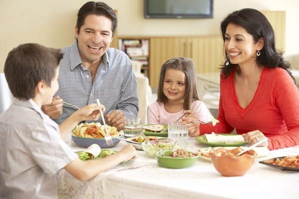 Easy family meals that you can cook and enjoy together