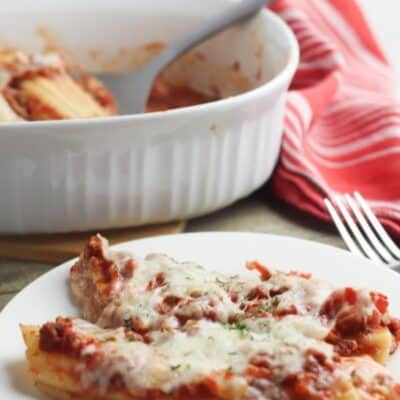 meat cannelloni recipe for families