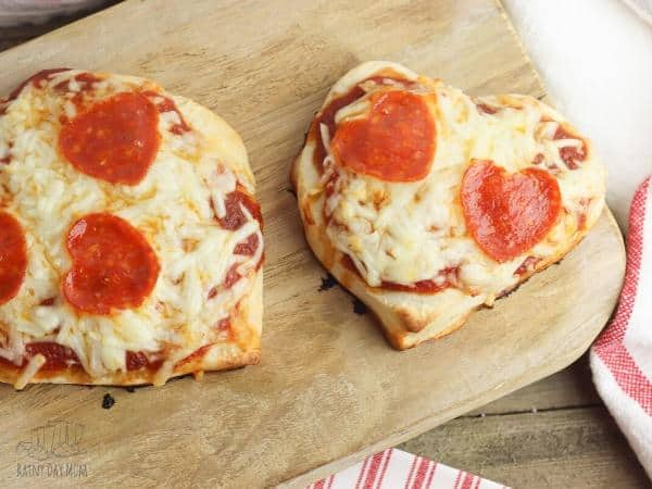 homemade and cooked pizza that is so simple the kids can make it too
