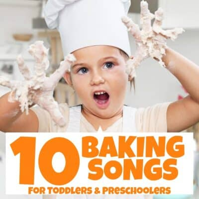 Baking Songs and Nursery Rhymes for Toddlers and Preschoolers