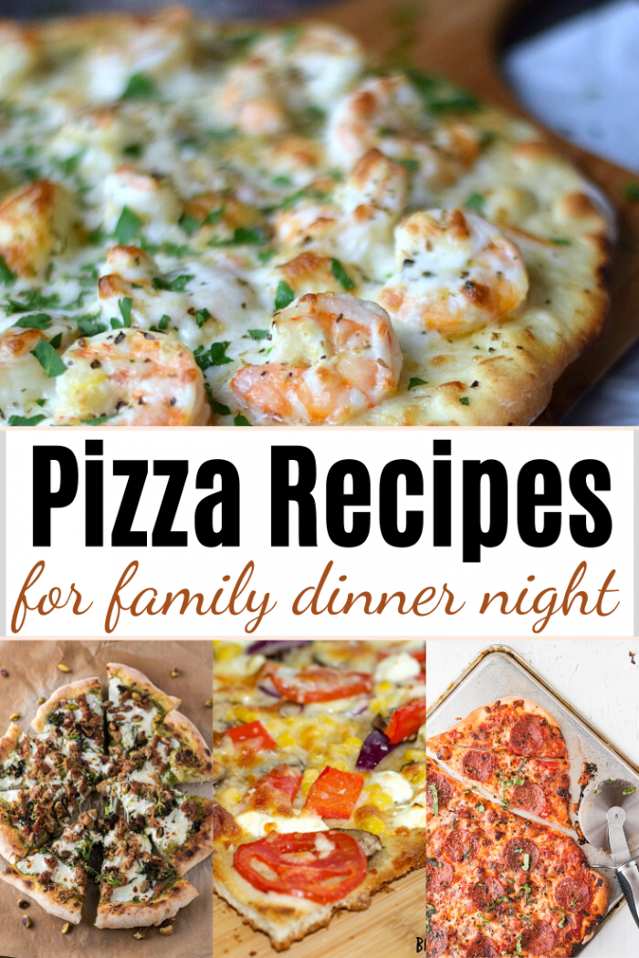Pizza Night Recipes for Families