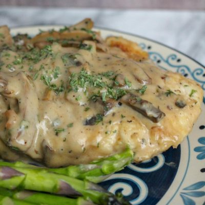 Favorite Family Chicken Marsala Recipe
