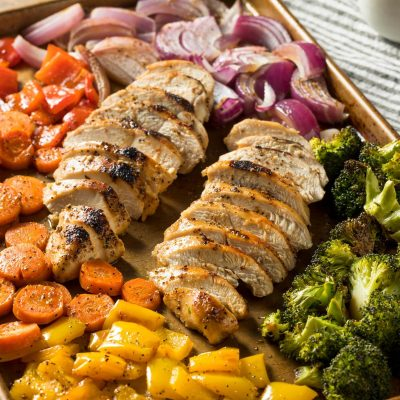 Quick and Easy Sheet Pan Dinner Recipes for Family Meals