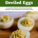 traditional deviled egg recipe