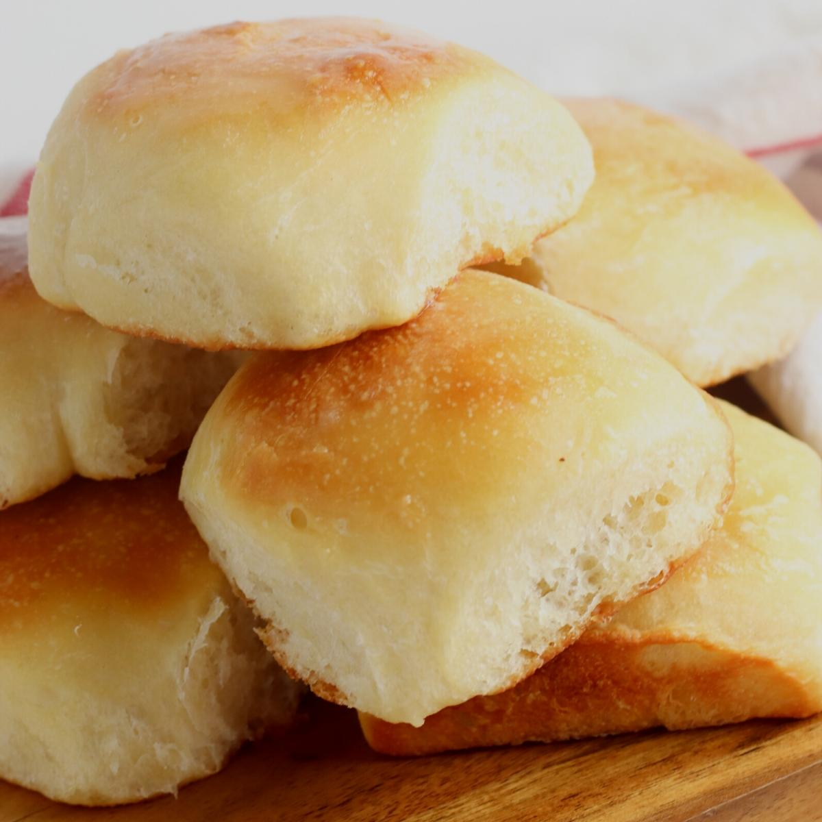 bread machine dinner rolls recipe for family meals