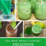 delicious non-alcoholic drinks for St Patricks day