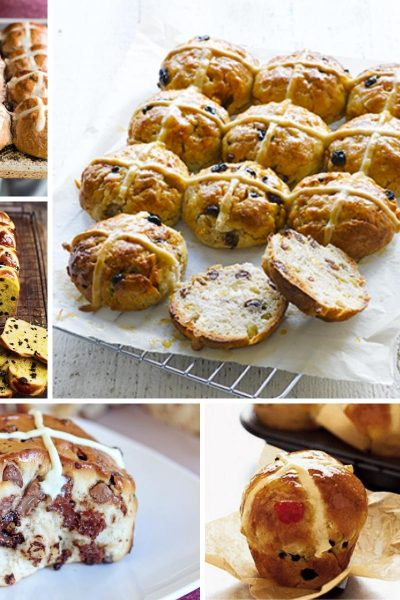 12 delicious different hot cross bun recipes for easter baking