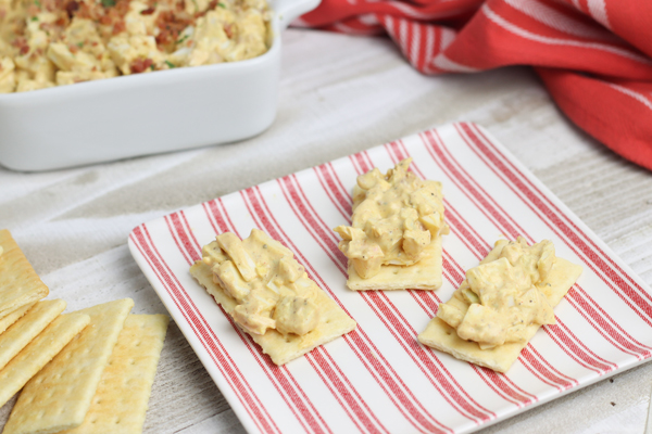 simple recipe for egg salad appetizer