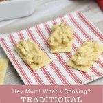 traditional hard boiled egg salad recipe for Easter