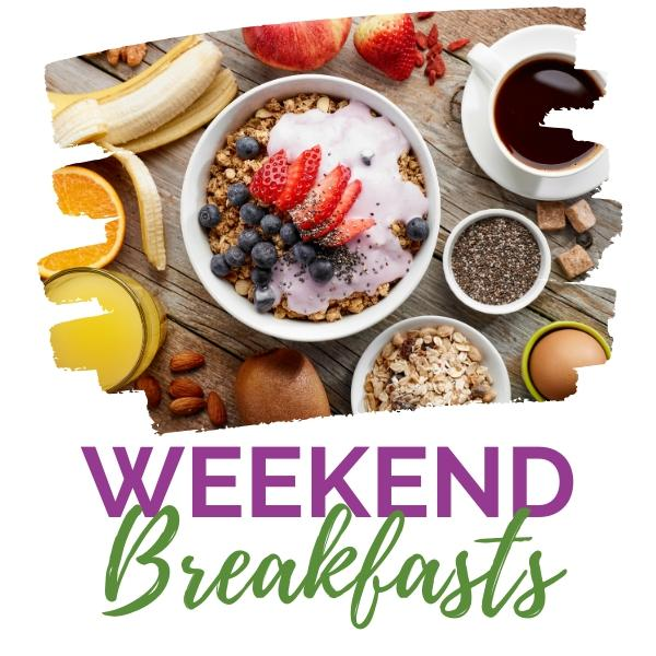 delicious and easy weekend breakfast recipes for families