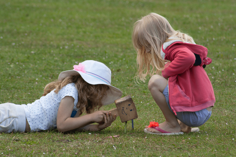making camping friends one of the best things about camping as a child