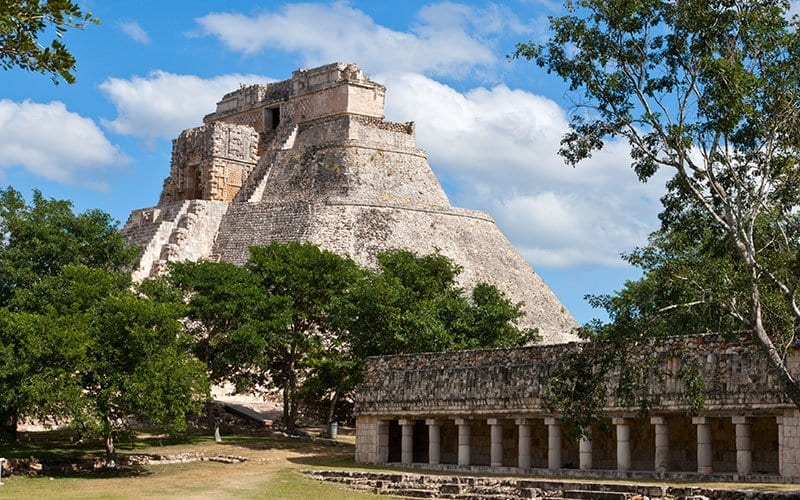 14 day road trip with kids in the Yucatan Mexico