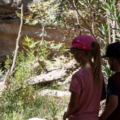 Avakas Gorge Cyprus with Kids