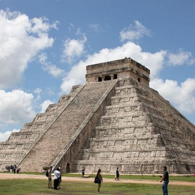 Top 3 Mayan Ruins to Visit from Cancun with Kids