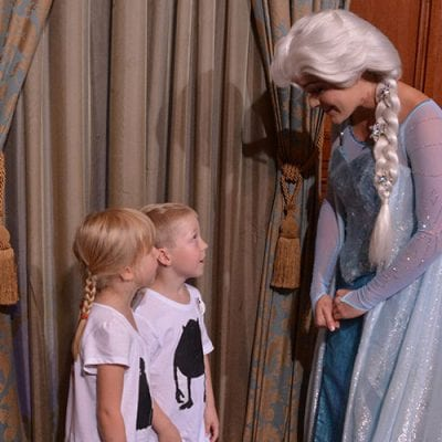 Your Top Tips for Meeting Elsa and Anna at Epcot WDW in 2019
