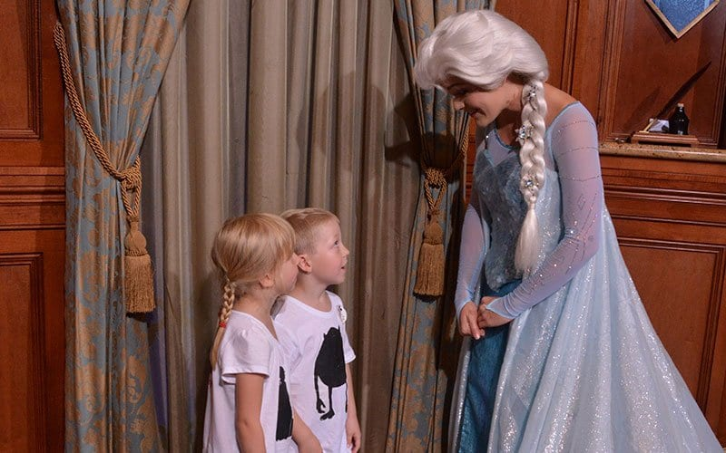 Where to meet Elsa and Anna at Walt Disney World Orlando