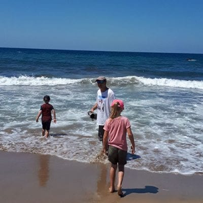 Lara Beach near Paphos and the Amazing Sea Turtle Project with Kids