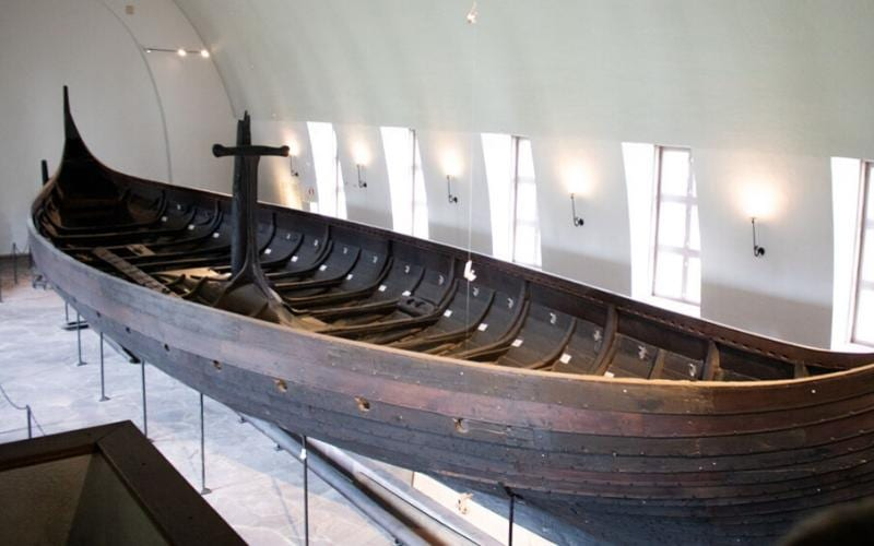 tips for visiting the Viking Ship Museum in Oslo with Kids