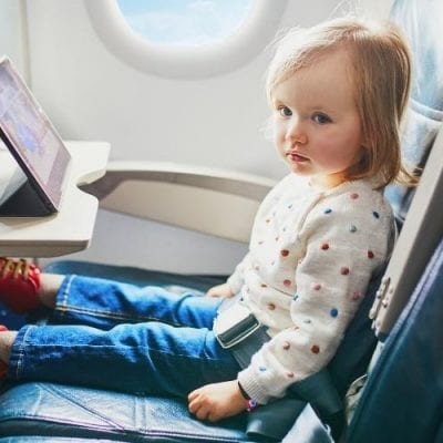 5 Tips for Helping your Toddler Avoid Meltdowns when Travelling this Summer