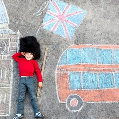 Fun Things to do with Kids on a Rainy Day in London